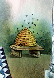 What is Masonry - Bee Hive